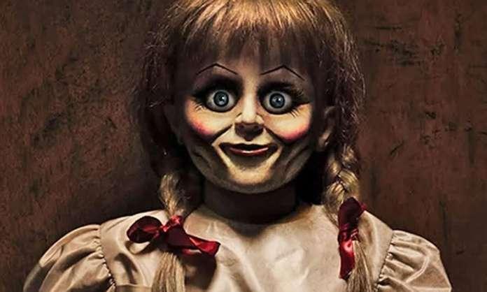 Terrifying Toys - Annabelle