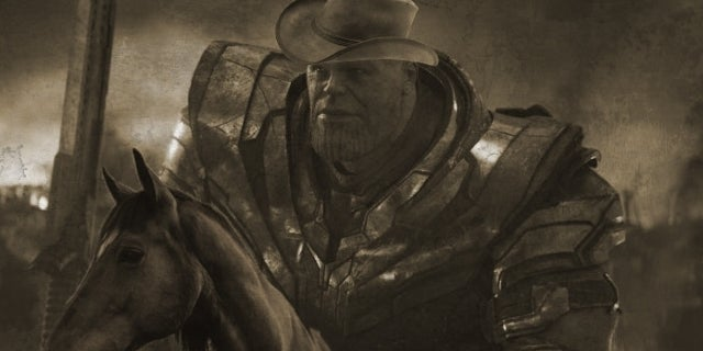Avengers: Endgame Director Teases Lil Nas X and Thanos Collaboration