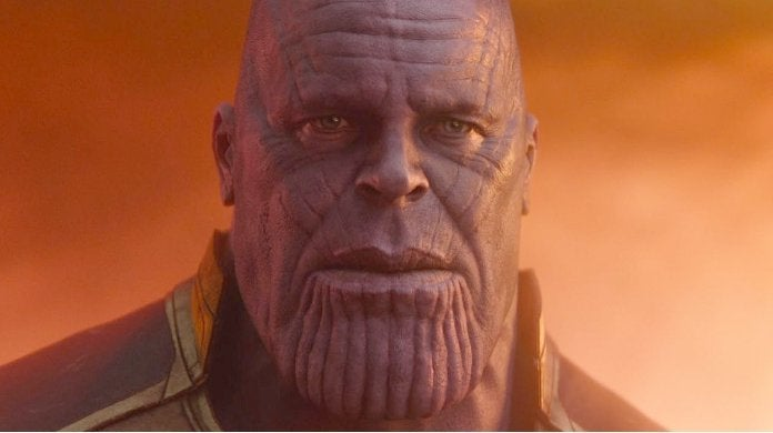 Thanos Soul World Avengers Infinity War