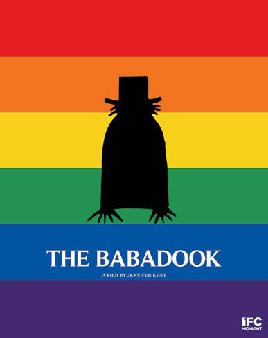the babadook pride version gay lgbtq