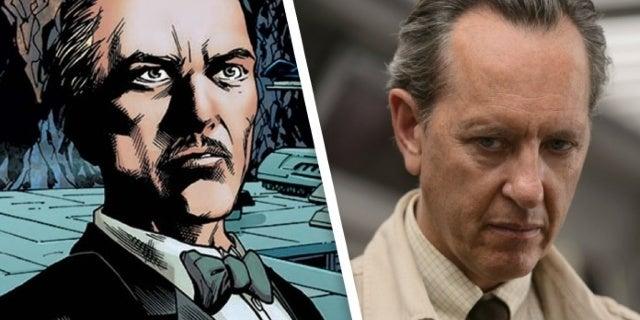 The Batman Fanart Imagines Richard E. Grant as Alfred