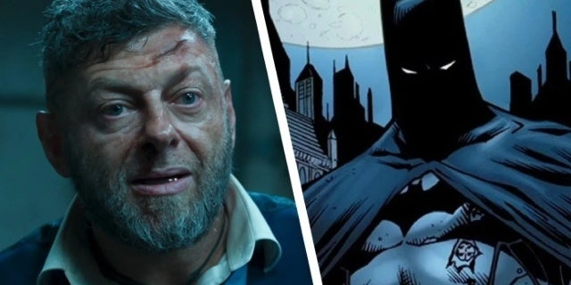 Andy Serkis Rumored for Role in The Batman