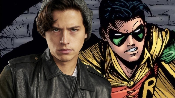 the batman cole sprouse robin