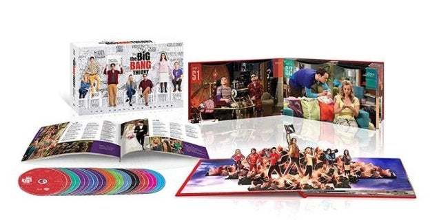 Save 20% on The Big Bang Theory Complete Series Limited Edition Blu-ray and Digital Box Set