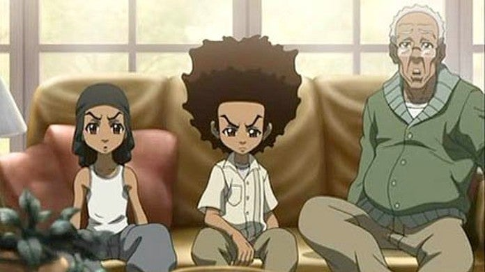 The Boondocks Reboot Series Aaron McGruder