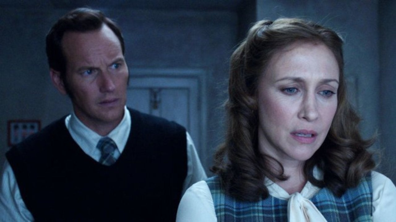 Vera Farmiga Celebrates First Day of the Conjuring 3 With Behind ...