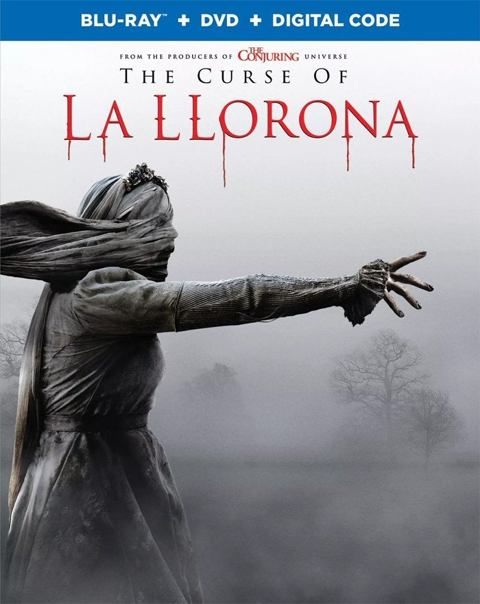 the curse of la llorona blu ray