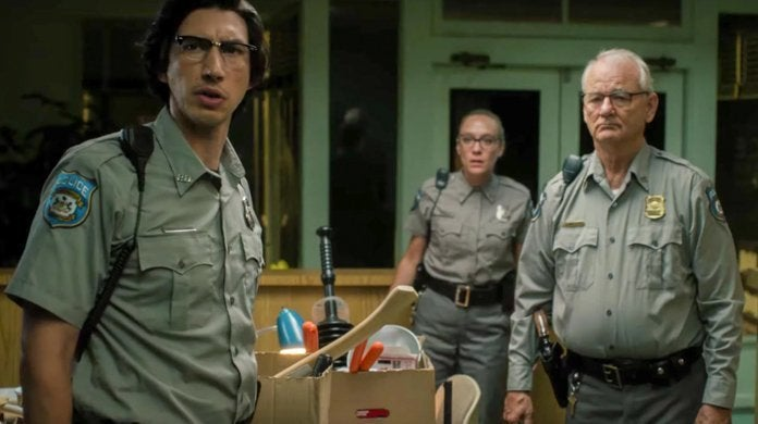 the dead don't die adam driver bill murray
