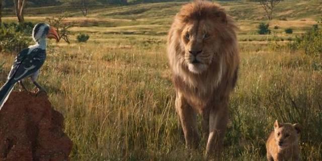 the lion king mufasa simba zazu new photo