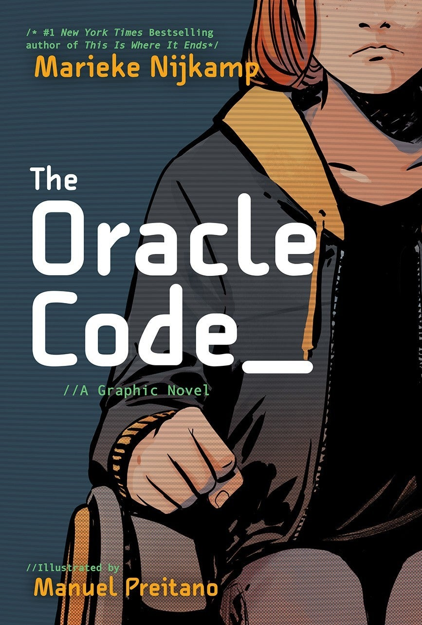 The-Oracle-Code-DC-Ink