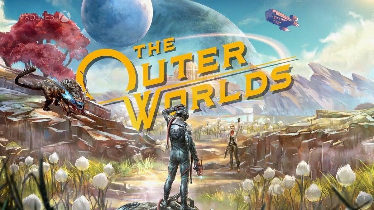 A data de lançamento do The Outer Worlds anunciada com novo trailer