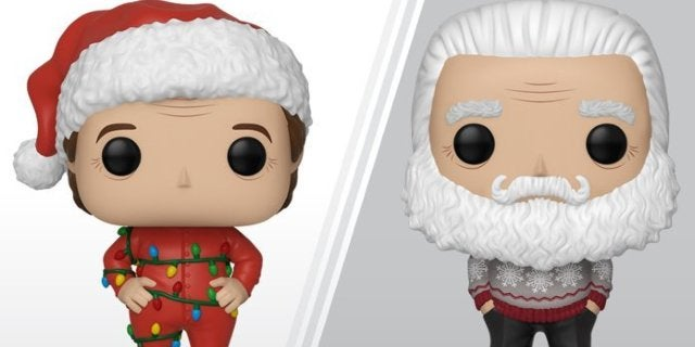 Funko Launches Disney's The Santa Clause Pop Figures