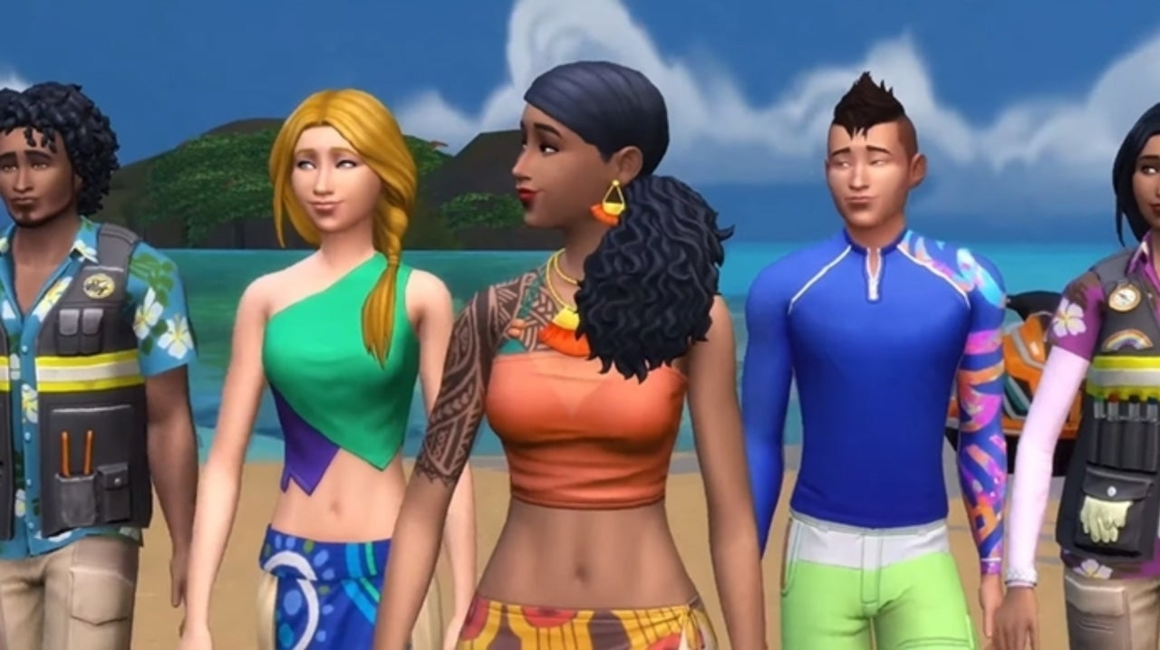 EA Gets Called Out For Excluding Lesbian Flag From The Sims