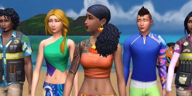 The Sims 4 Pride Month