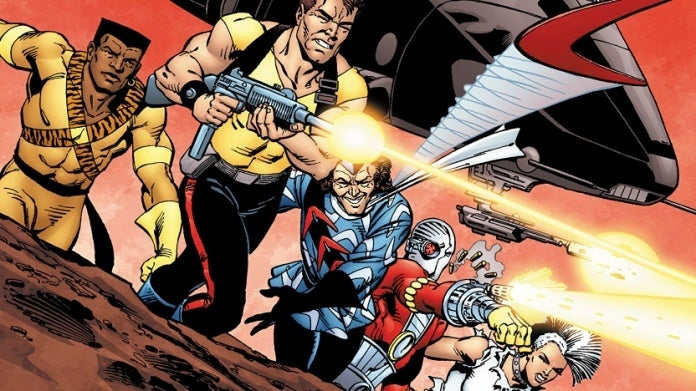 The Suicide Squad John Ostrander