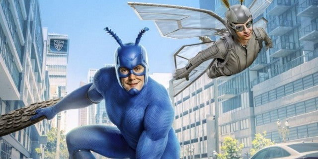 The Tick Can't Find a New Home, Creator Announces End of Series