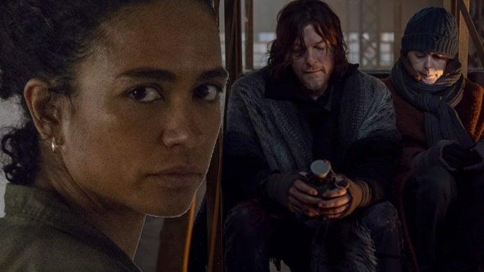 The Walking Dead Daryl Connie Carol Donnie Caryl