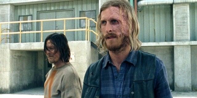 The Walking Dead Dwight Daryl