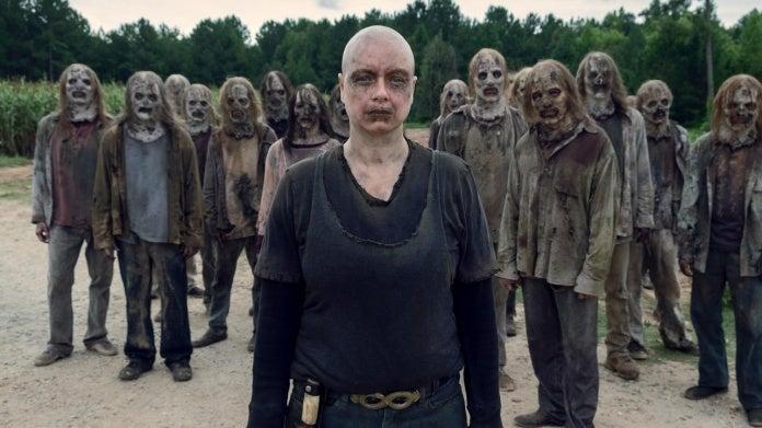The Walking Dead season 9 Alpha