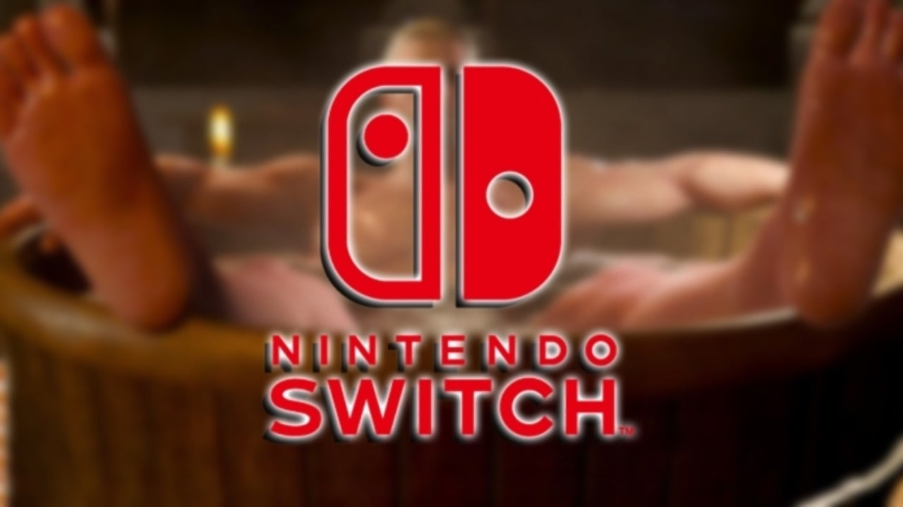 Witcher 3 Nintendo Switch Release Date Revealed