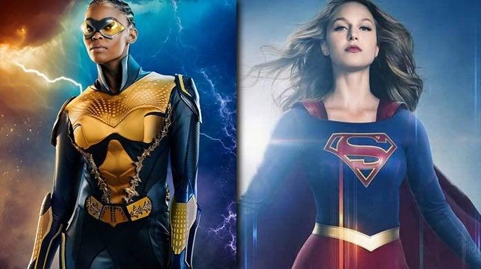 thunder supergirl