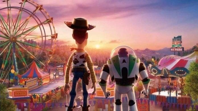 Toy Story 4 Buzz Woody