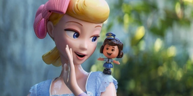 Toy Story 4 Star Ally Maki on Bringing Giggle McDimples to Life