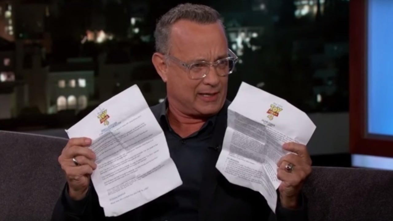 Tom Hanks Reveals Disney Gave Him List Of Toy Story 4 Spoilers Not To Reveal