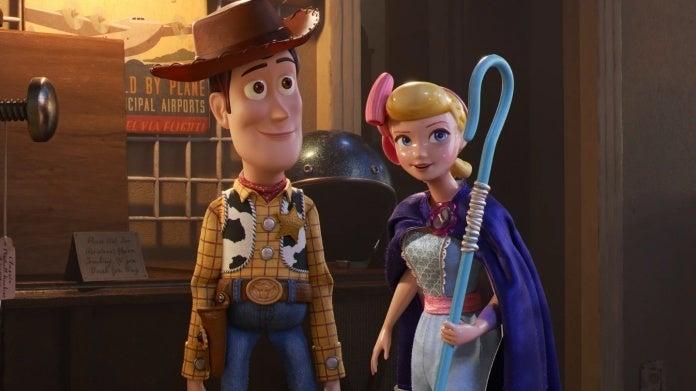 Toy Story 4 Woody Bo Peep