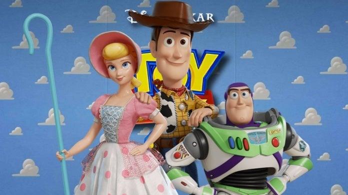 Toy Story 4 Woody Buzz Bo Peep comicbookcom