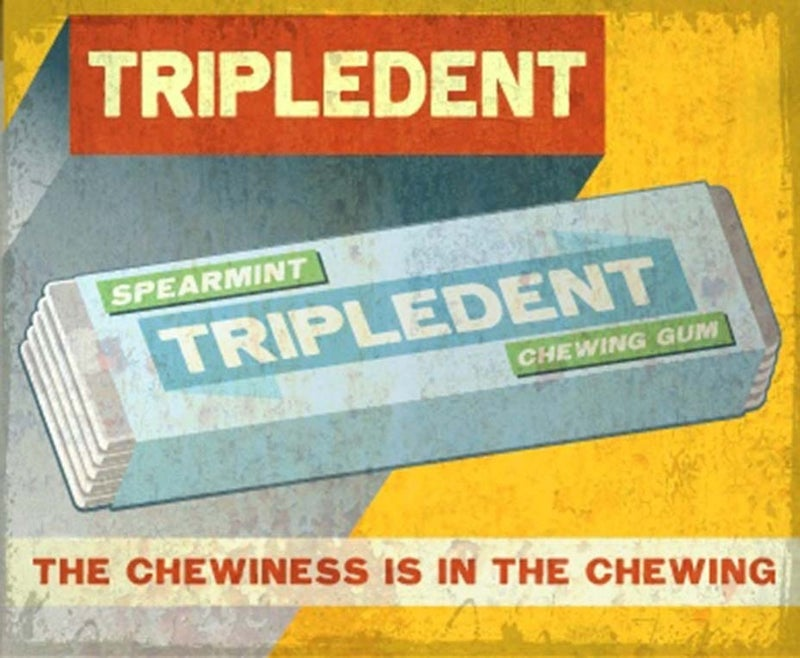 tripledent gum toy story