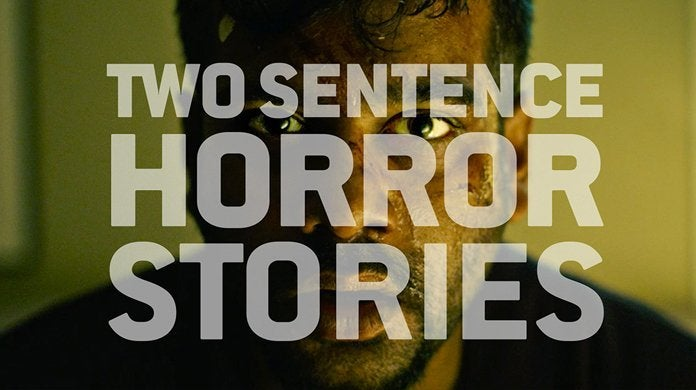 two sentence horror stories the cw show