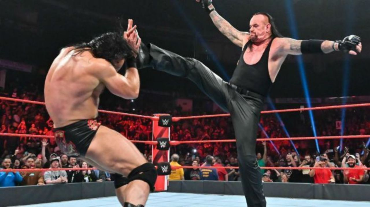 The Undertaker Reportedly Requested Working With Drew McIntyre After Super ShowDown