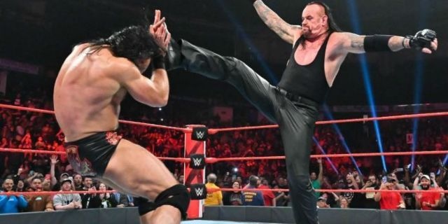 Backstage News on When The Undertaker's WWE Extreme Rules Match Came About