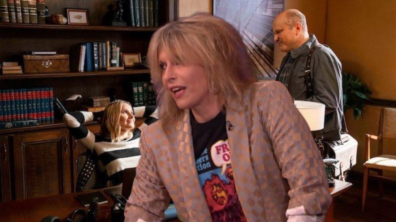 Chrissie Hynde To Provide Theme Song for Veronica Mars on Hulu