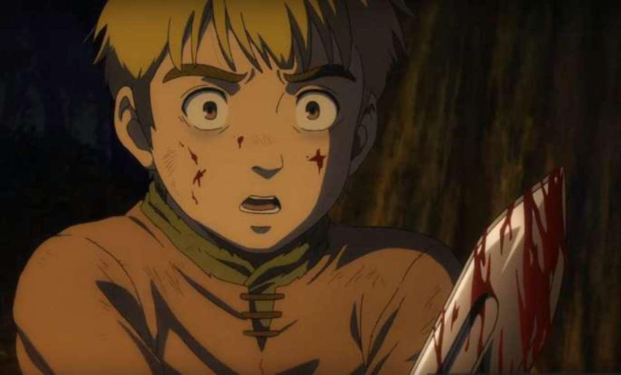 Vinland Saga Releases Bloody New Trailer