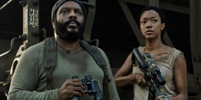 Walking Dead Tyreese Chad Coleman