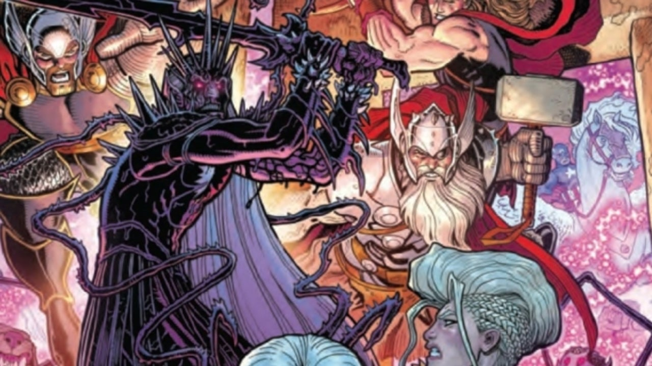 War of the Realms #6 Review: A Delightfully Bonkers Conclusion to an Action-Packed Event