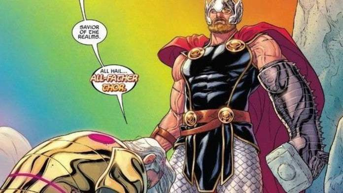 War of the Realms Event - The Future