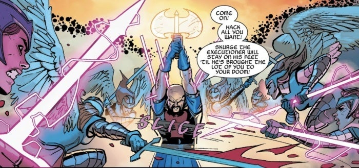 war of the realms skurge 2
