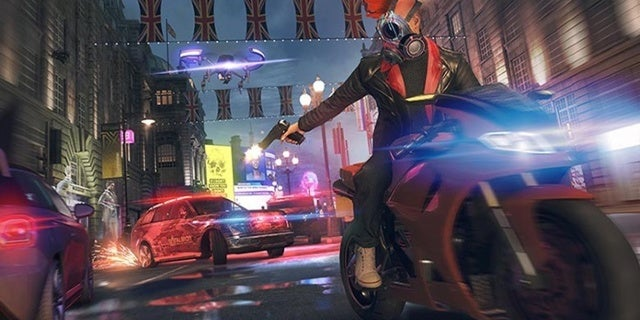Watch Dogs Legion Non-Lethal