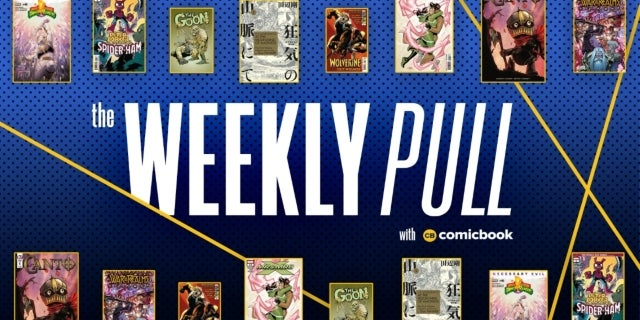 The Weekly Pull: The Goon, Mighty Morphin Power Rangers, War of the Realms, and More
