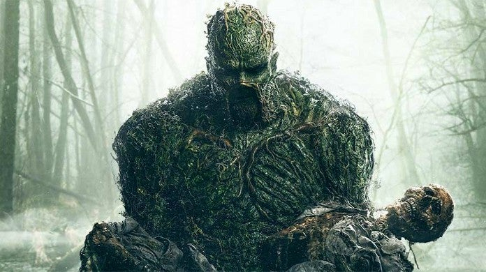 Why DC Universe Swamp Thing TV  Series Canceled North Carolina