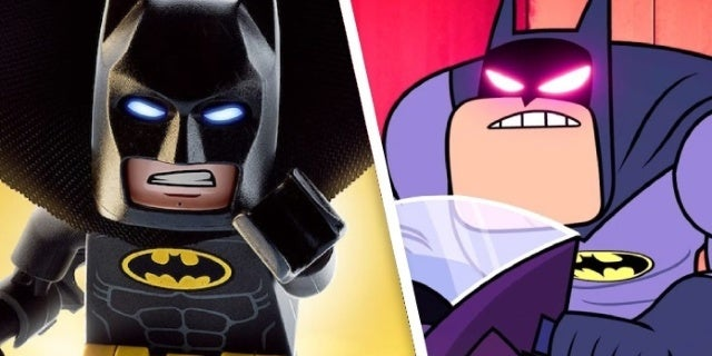 Will Arnett and Jimmy Kimmel Fight Over Who the Real Batman Is