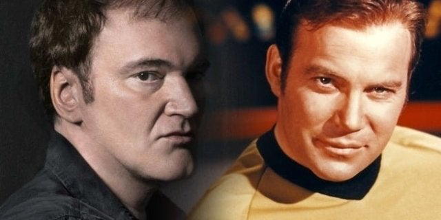 William Shatner Defends Quentin Tarantino's R-Rated Star Trek Movie