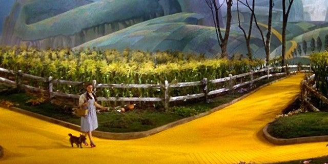 Wizard of Oz's Yellow Brick Road Being Recreated in Michigan Park