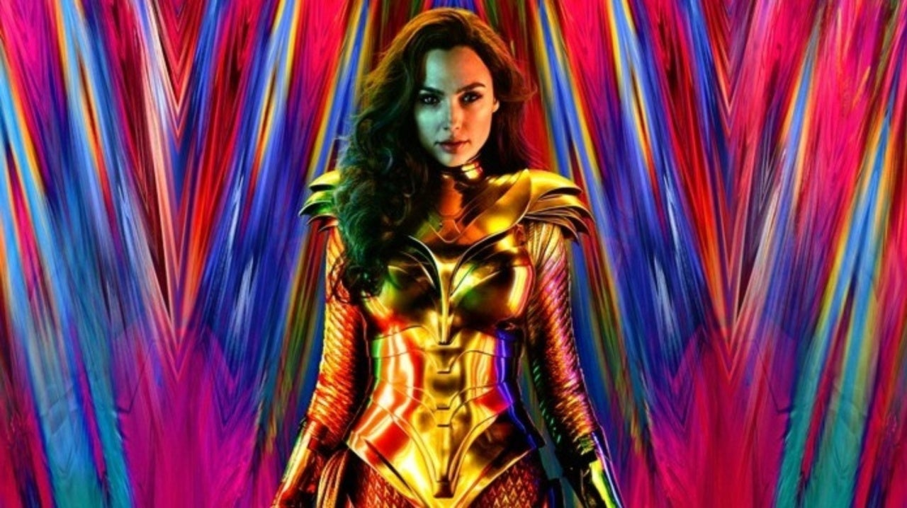 First Wonder Woman 1984 Poster Reveals New Costume