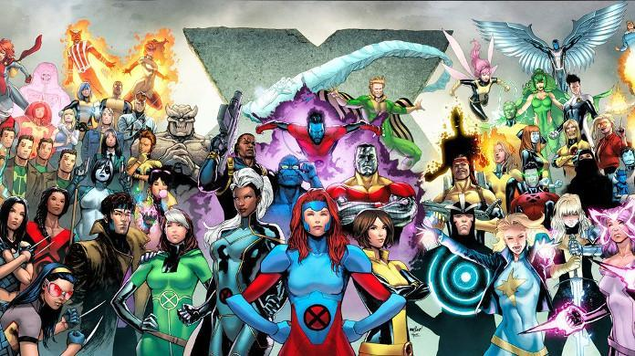 X-Men Marvel Dave Marquez