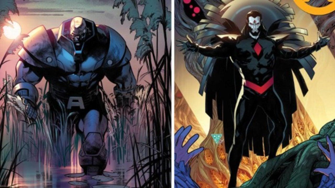 Marvel Teases Return of Major X-Men Villains