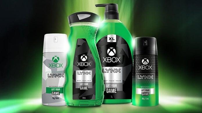 Xbox Body Wash 2